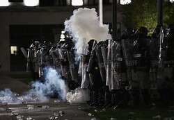سفر ترامپ به کنوشا، اعتراضات ضد نژادپرستی را تشدید کرد