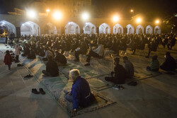 Muharram mourning ceremonies in Tabriz