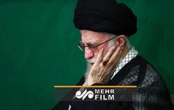 دکور حسینیه امام خمینی(ره) در محرم ۹۹