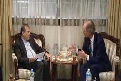 Iran supports political settlement of Syrian crisis: Khaji