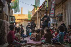 هیئتی متفاوت در کوره پزخانههای حاشیه تهران