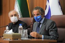 ایران به طور داوطلبانه به دو مکان مشخص شده توسط آژانس دسترسی داده است
