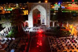 عزاداری دهه اول محرم در سمنان