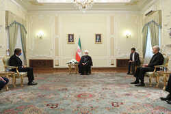 Iran ready to coop. with IAEA under 'safeguards': Rouhani