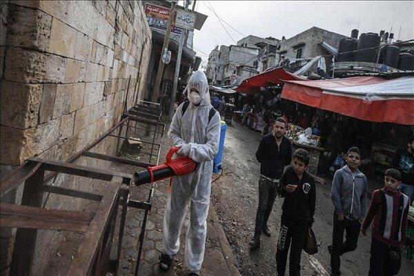 Filistin'de Kovid-19 vaka sayısı 60 bine yaklaştı