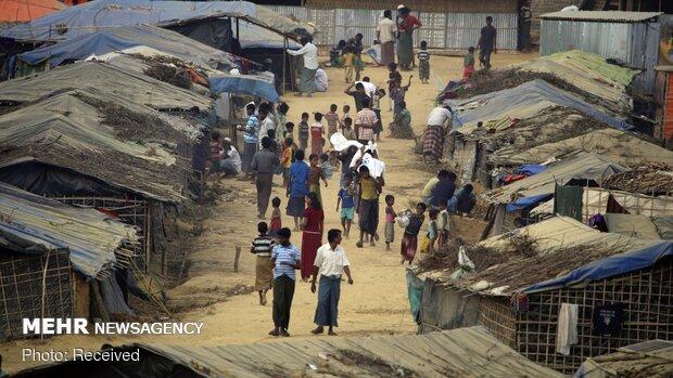 رنجِ بیپایانِ مسلمانان روهینگیا