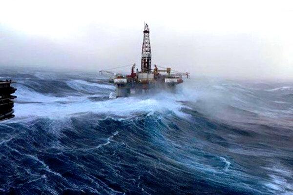 طوفان لائورا باعث توقف بیشترین حجم تولید نفت از ۲۰۰۸ تا کنون شد