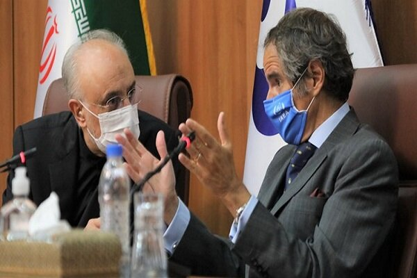Iran, IAEA agree 'in good faith' to resolve issues: statement