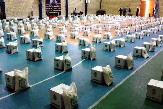 ٣٠٠٠ بسته معیشتی در مناطق محروم بوشهر توزیع شد