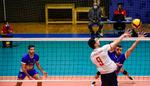 دیدار تیمهای والیبال شهرداری ارومیه و فولاد سیرجان