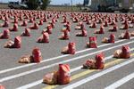 رزمایش «کمک مومنانه» در لرستان اجرا شد/ توزیع ۱۵۰ بسته معیشتی