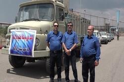 ۸۰۰ بسته حمایتی توسط شرکت احیا استیل فولاد بافت توزیع شد