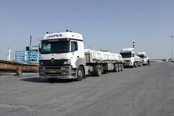 Trade activity in Mehran Border Crossing increases