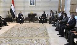رفع العلاقات الاقتصادية مع ايران الى مستوى العلاقات الاستراتيجية