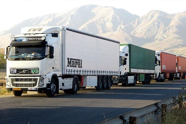 Iran,Turkmenistan resume trade via Sarakhs border terminal