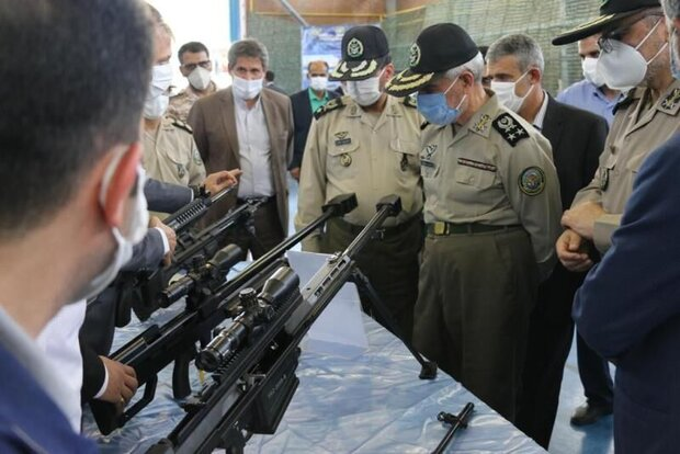 Iran's experts capable of producing modern weapons: Maj. Gen.