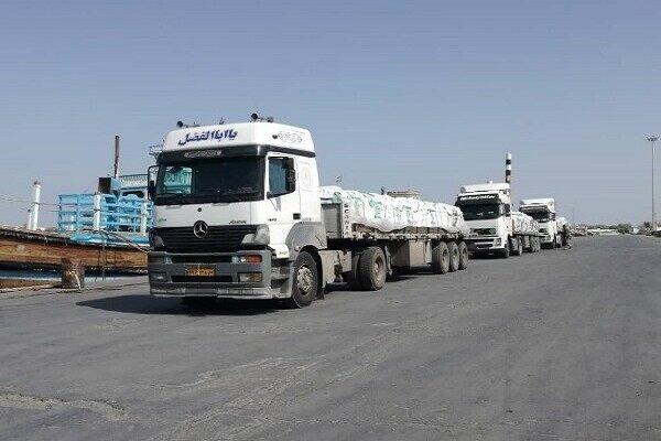 Trade activity in Mehran Border Crossing increases