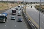 کاهش ۳۷ درصدی ترددها/ جادههای شمال و غرب بارانی هستند