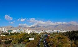 سایه آلودگی از سر تهران دور شد/ هوای پایتخت قابل قبول است