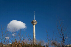 غلظت آلاینده ازن در تهران کاهش یافت
