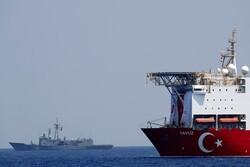 ترکیه در دریای مدیترانه رزمایش نظامی جدید برگزار میکند