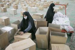 توزیع بسته های معیشتی ماه رمضان میان زنان سرپرست خانوار/ طرح آزادی مادران زندانی ادامه دارد