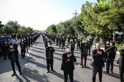 زنجان میں یوم العباس (ع) منعقد