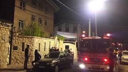 آتش سوزی در یک مرکز توانبخشی در غرب تهران/ یک نفر فوت کرد