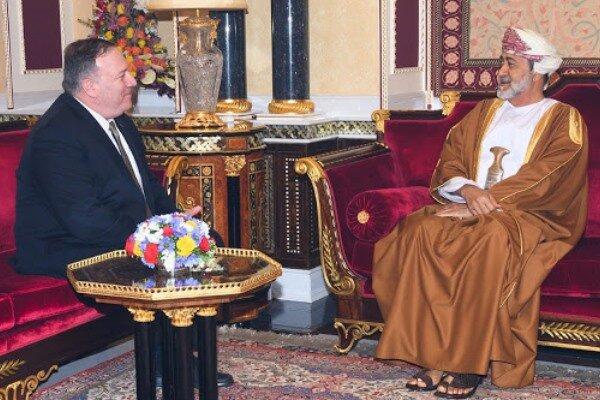 ترحیب عماني باتفاق تطبيع العلاقات بين البحرين و الکیان المحتل