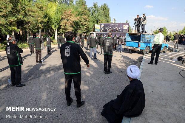 یومالعباس متفاوت زنجانیها