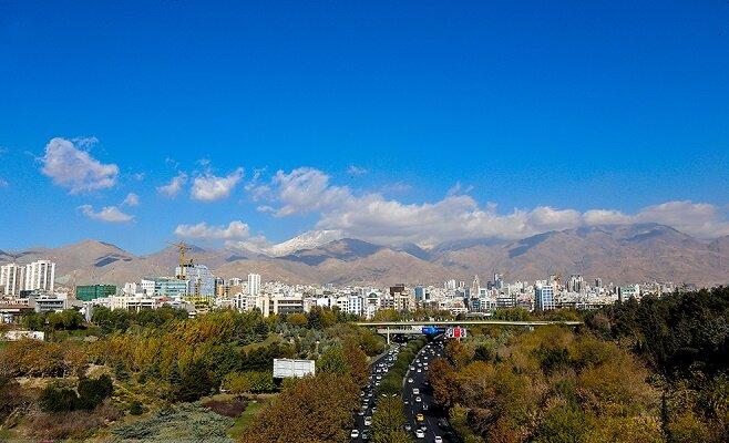 غبارهای صبحگاهی ناشی از ذرات معلق به تهران باز می گردد