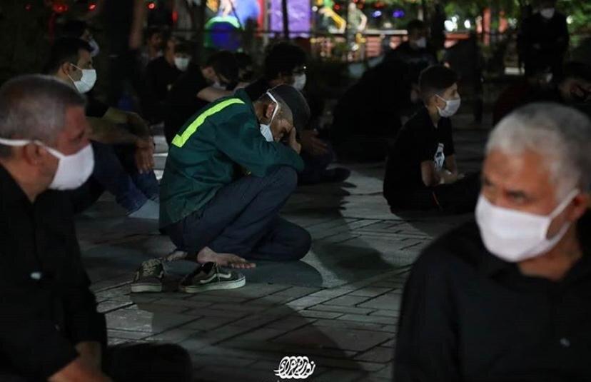 غوغای بچههای جنوب تهران/ هیاتی که جوانان از آن استقبال کردند