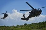 سقوط بالگرد نظامی آمریکا با ۲ کشته و ۳ زخمی