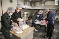 توزیع ۶۰۰ هزار پرس غذای گرم در آذربایجانشرقی
