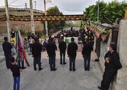 حسینی سفیروں کا قافلہ