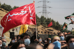Batı Azerbaycan'da Tasua merasimi