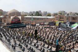 اجتماع تاسوعای حسینی در اردبیل