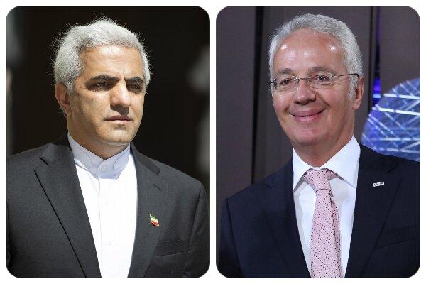 Iran, Austria review security, law enforcement coop.