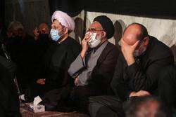 حسینی عزاداروں نے دشمنوں کے پروپیگنڈوں کو ناکام بنادیا