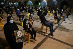 Mourning rituals held in Bandar Abbas on Tasua night