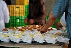 ۵۰۰۰ پرس غذای گرم در بین نیازمندان کردستانی توزیع شد