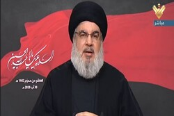 Nasrallah condemns any call for peace with Israeli regime
