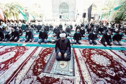 ہمدان کی جامع مسجد میں یوم عاشورا کے دن عزاداری