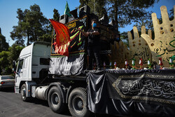 Ashura mouring ceremonies across Iran