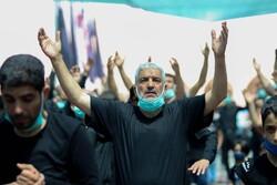 عزاداری مردم شهر جیرفت و عنبرآباد در عاشورای حسینی