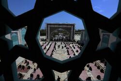İran'ın güneyinde Aşura matem töreni