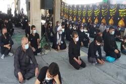 نقاط مختلف استان بوشهر در روز عاشورا غرق در عزا و ماتم شد