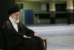 Ayetullah Hamenei'nin huzurunda Şam-ı Gariban merasimi düzenlendi