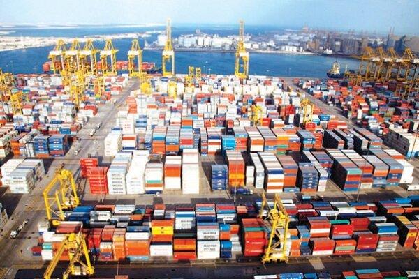 التبادل التجاري للبلاد بلغ اكثر من 5 مليارات و 37 میلیون دولار خلال الشهر الماضي