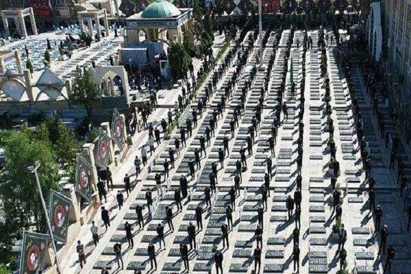 شکوه عاشورایی لشکر سلیمانی در کرمان/ ما منتقمان کربلا هستیم